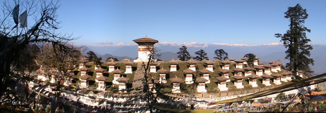 Bhutan Terphu Travel